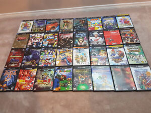Gamecube Games - Great Collection - Reduced Prices