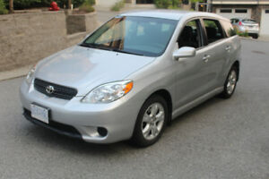 2006 Toyota Matrix XR Automatic
