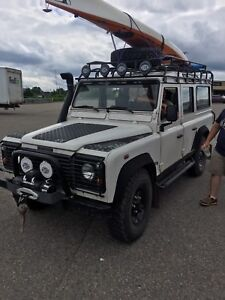 Defender importing services