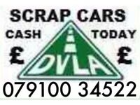 07910034522 SELL YOUR CAR 4x4 FOR CASH BUY MY SCRAP MOTORCYCLE V
