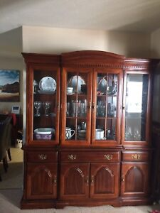 Hespeler Buffet, Hutch and Side Board