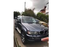 BMW X5 e53 2003 dSport 3.0