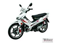 125 Motorbike Swap Part Exchange plus cash?