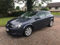 2010 VAUXHALL ASTRA 1.6 DESIGN SPORT HATCH COUPE