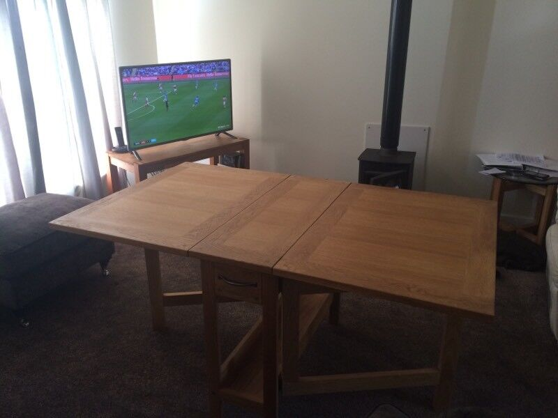 Laura Ashley Drop Leaf Dining Table In Castle Douglas Dumfries And Gallowa