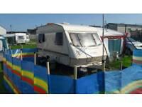 Elddis 5 Berth caravan