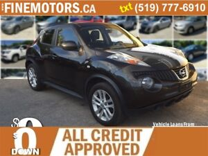 2011 Nissan Juke SV AWD * CAR LOANS FOR ALL CREDIT FROM $79 b/w