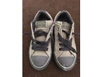 Brown Converse All Star (Size 11.5)