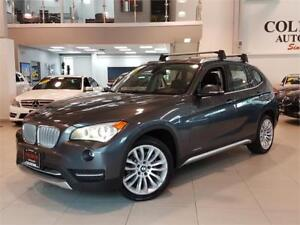 2013 BMW X1 xDrive28i-NAVIGATION-PANO ROOF-ONLY 74KM