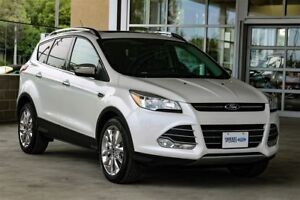 2015 Ford Escape SE - 4WD Certified 1.9% Financing Sport Package