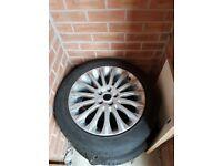 "FordC- max 17"" alloy wheel"