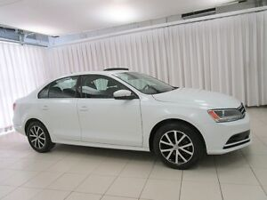 2016 Volkswagen Jetta TSI TURBO SEDAN