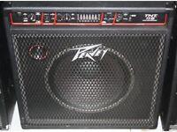 Peavey Bass Amplifier