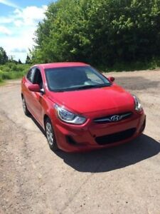2012 Hyundai Accent LOW KM! LOWEST PRICE