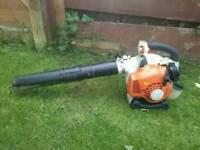 Stihl sh85 petrol leaf blower