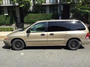 2000 Ford Windstar LX Minivan, Van