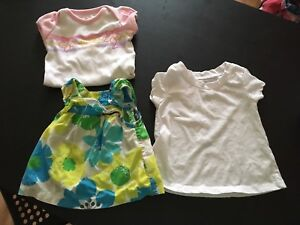 Baby girls 6-12 month lot