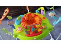 Fisher-Price 'Roaring Rainforest' Jumperoo