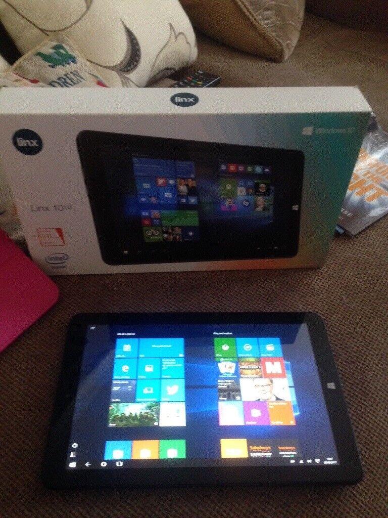 """Linx light 10"""" tablet"""
