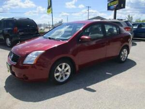 2008 NISSAN SENTRA 2.0L, SAFETY & WARRANTY $5,450