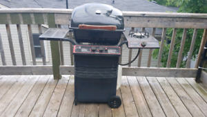 BBQ w/ cover & tank