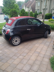 2013 Fiat 500c for sale 8,500$