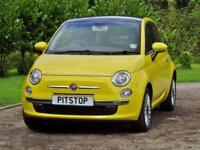 Fiat 500 1.2 Lounge 3dr PETROL MANUAL 2011/11