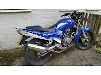 spares or repair lifan samuri lf125