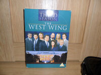 THE COMPLETE THIRD SEASONOF THE WEST WING LIKE NEW WATCHED ONCE