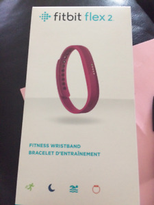 Brand NEW Pink Fitbit Flex 2 for sale