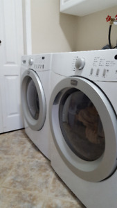 Frigidaire Affinity Washer and Dryer