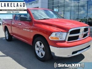 2012 Ram 1500 SLT  - Bluetooth -  SiriusXM -  power windows - $1