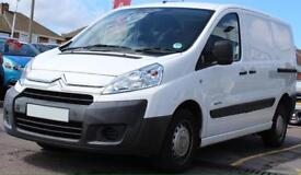 2008 CITROEN DISPATCH 2.0 **ONLY 37,000 MILES ** 10 MONTHS MOT - FULL SERVICE HISTORY - £3995