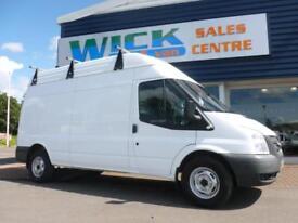 2012 Ford TRANSIT 350L H/R LWB 125ps Van *LOW MILES* Manual Large Van