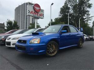 2004 Subaru Impreza WRX STi 106Km No Accidents Real STi