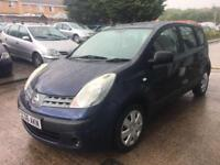 Nissan Note 1.5dCi ( 86ps ) S 5 DOOR - 2006 06-REG - 8 MONTHS MOT