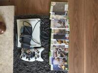 Xbox 360 60GB bundle set.