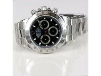 Rolex Daytona for sale, black face, bargain