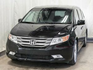 2012 Honda Odyssey Touring w/ Extended Warranty, Navigation, TV/