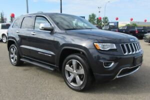 2016 Jeep Grand Cherokee Limited  -  DVD - Low Mileage