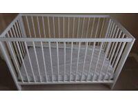 Baby Cot (IKEA)