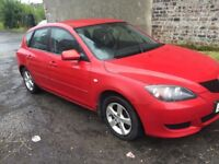 MAZDA 6 2005 FULL YEAR MOT EXCELLENT CONDITION