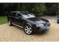 2006 Audi allroad 2.5TDI AUTOMATIC Quattro 4X4 ALL ROAD 180 BHP DIESEL AUTO NAVI