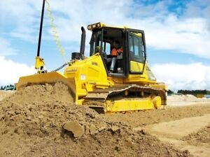 Dozer With Topcon or GPS For Rent