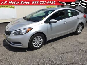 2014 Kia Forte LX, Automatic, Steering Wheel Controls