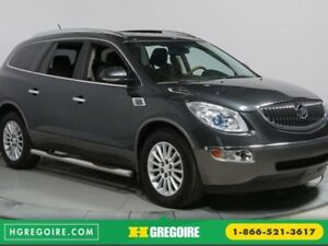 2011 Buick Enclave CX A/C BLUETOOTH MAGS 7 PASSAGERS