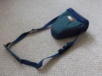 camera bag for an SLR camera
