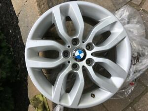 4  winter rims for BMW  X3