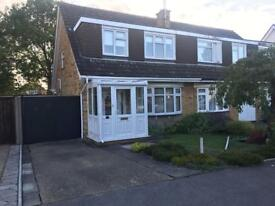 3 Bed Semi-Detached, Turnpike Drive, Warden Hill, Luton