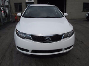2012 Kia Forte Hatchback AS IS $4,999.  REBUILT TITLE
